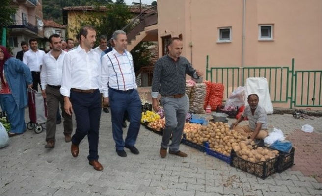 İzmit Belediyesi Mahalle İncelemelerine Devam Ediyor
