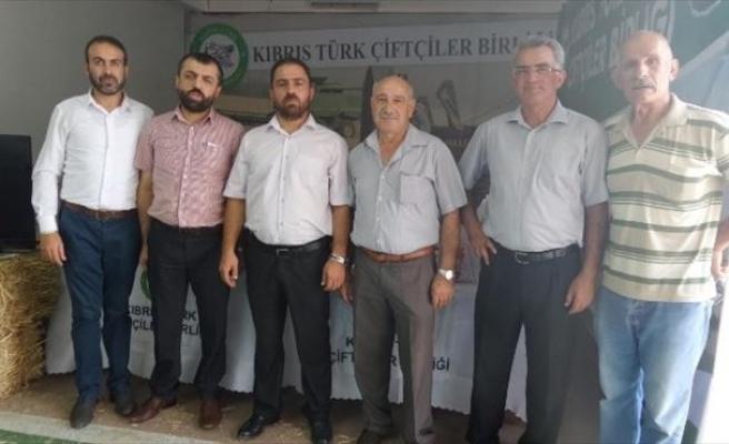 İhsan Akın, Kıbrıs Tarım Ve Hayvancılık Fuarı'na Katıldı
