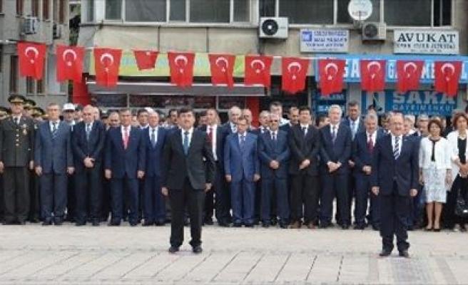 Atatürk'ün Trabzon'u Ziyaretinin 91. Yıldönümü Kutlamaları