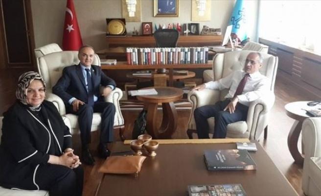 Düzce Milletvekilleri Ankara'da Temaslarını Sürdürüyor