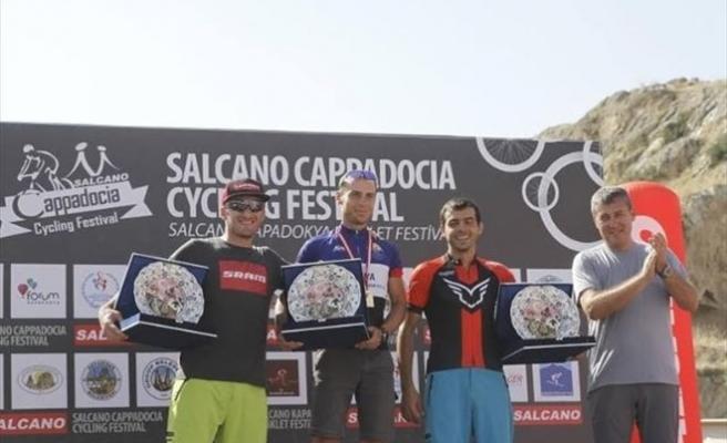 Kamil Alev, Bisiklet Festivali'nden Altın Madalya İle Döndü