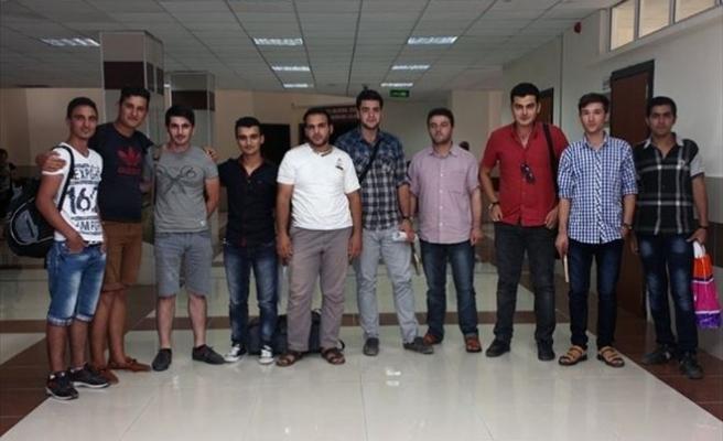 KMÜ'de Yabancı Uyruklu Öğrencilerin Kayıtları Sona Erdi