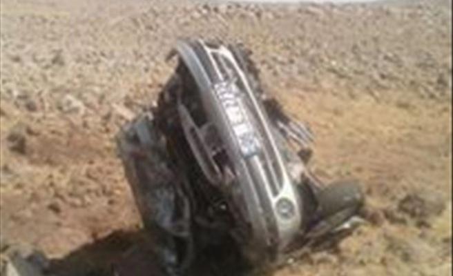 Viranşehir Diyarbakır Yolunda Kaza: 2 Ölü