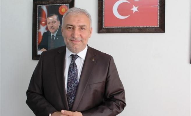 AK Parti İl Başkanı Kahtalı, Kongreyi Değerlendirdi