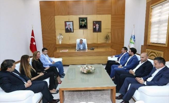 Başkan Toçoğlu GİAD Yönetim Kurulunu Ağırladı