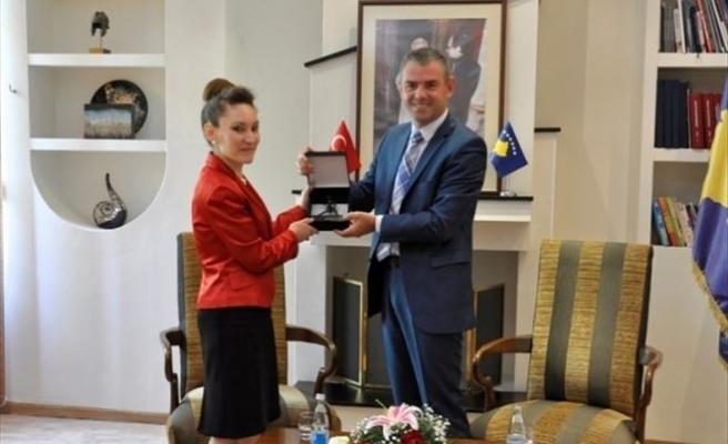 Kosova Kültür Bakanı UNESCO Konusunda Türkiye'den Yardım İstedi