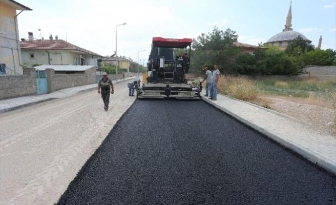 500 Günde 15 Mahallede Yol Çalışmaları Tamamlandı