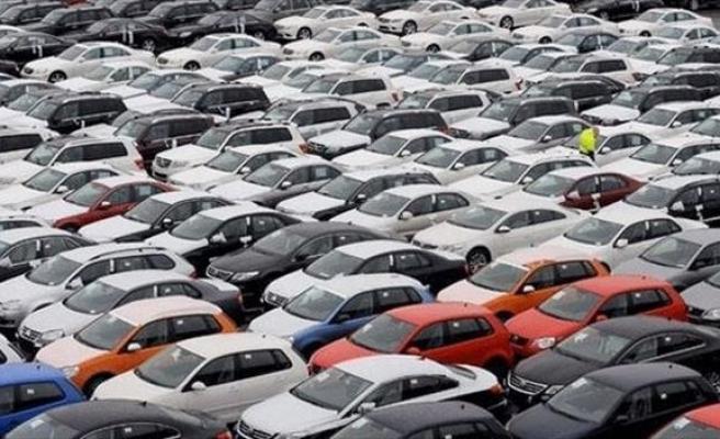 Çanakkale'de Araç Sayısında Artış Sürüyor