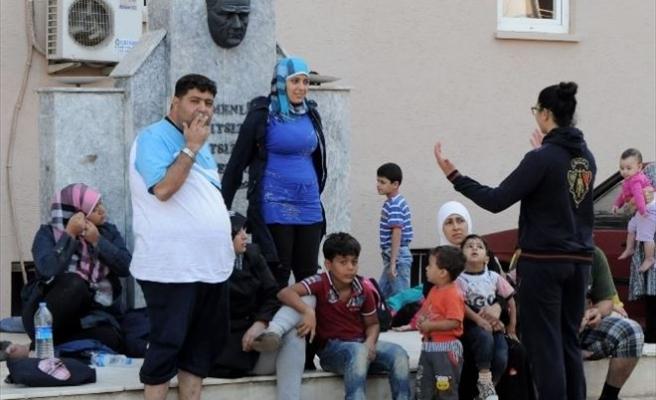 İtalya'ya Gitmek İçin Sahilde Bekleyen 58 Suriyeli Yakalandı