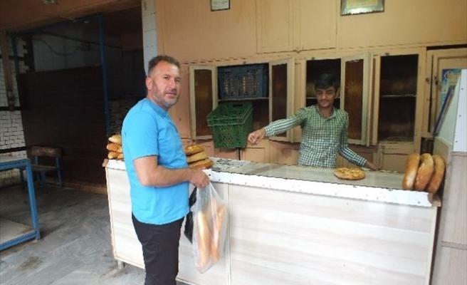 Malazgirt'te Ekmek Fiyatları Düştü