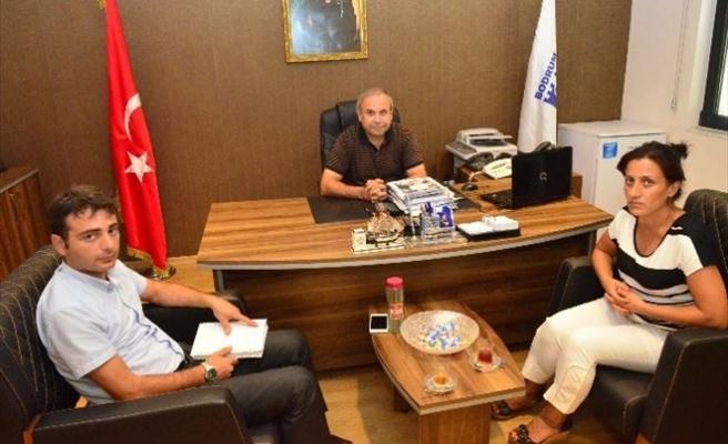Bodrum Denetimli Serbestlik Müdürlüğü İle Protokol İmzalandı