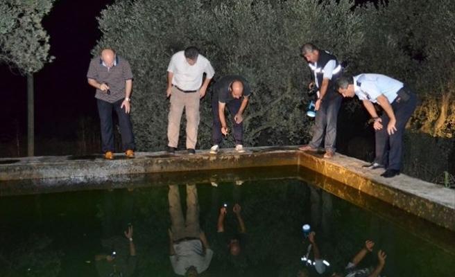 Havuza Düşen Genç Hayatını Kaybetti