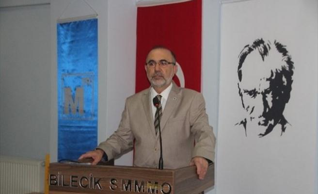 Bilecik SMMMO'da Mesleki Eğitim Programı