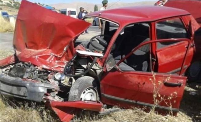 Develi'de Meydana Gelen Trafik Kazasında Bir Kişi Hayatını Kaybetti