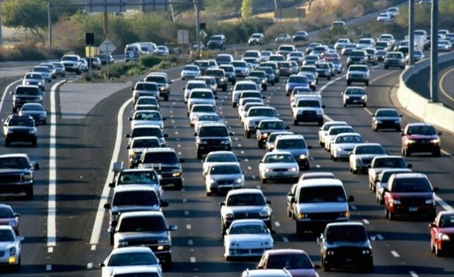 Muğla'da Toplam Araç Sayısı 421 Bin 020 Oldu