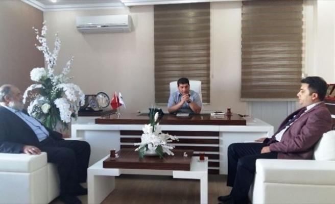 Cemal Taşdemir MÜSİAD'ı Ziyaret Etti