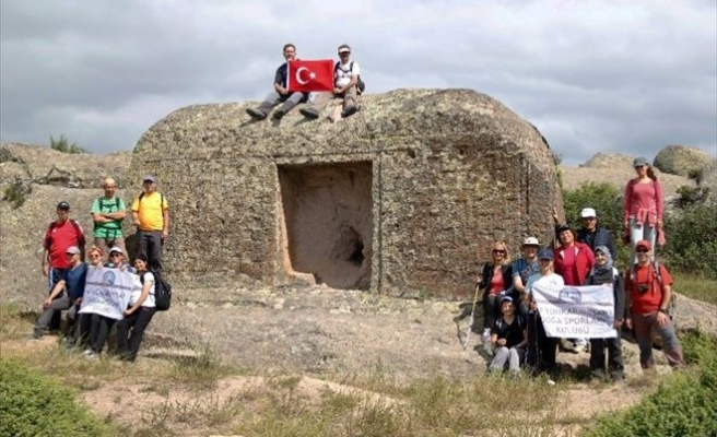 Afdos Frig Vadisi'ne Çıkarma Yaptı