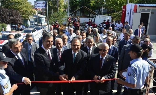 Karaelmas Polis Amirliği Hizmete Açıldı