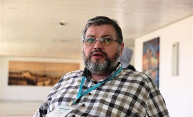 Prof. Dr. Ahmet Tabakoğlu, Suriyeli Mülteci Sorununu Değerlendirdi