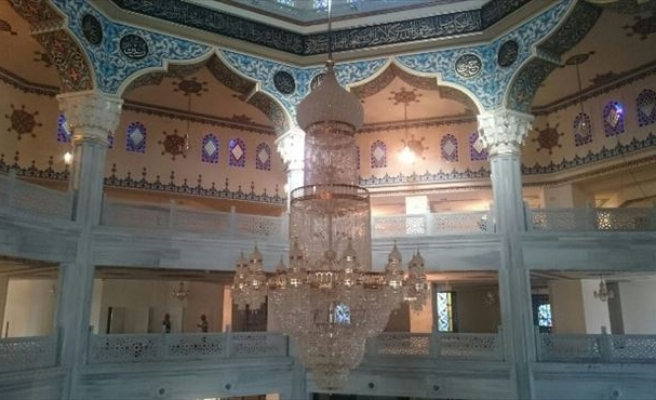 Moskova Merkez Camii 23 Eylül'de İbadete Açılacak