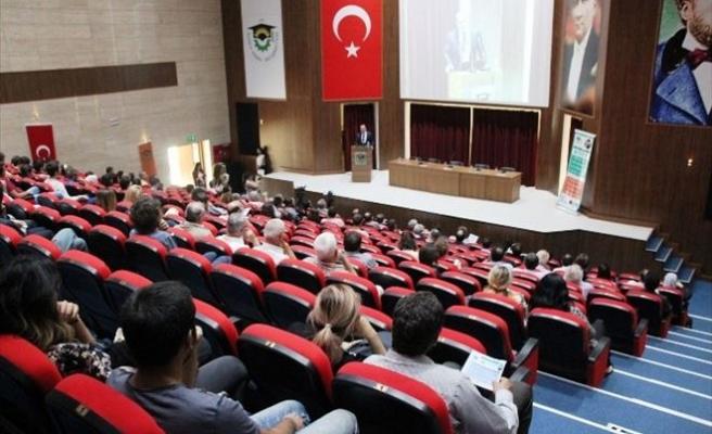 1. Uluslararası Turkuaz Sosyal Bilimler Kongresi Başladı