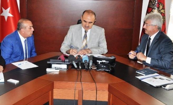 Mesleki Eğitimde İş Birliği Protokolü İmzalandı