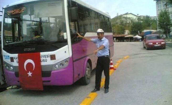Kastamonu'da Otobüs Durakları Düzenleniyor