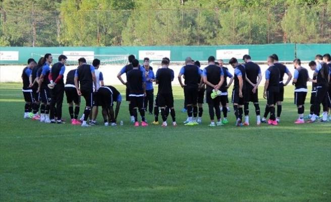 KARDEMİR Karabükspor'da Kayseri Erciyesspor Hazırlıkları Başladı