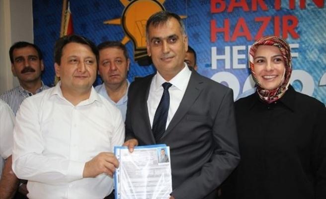 İşadamı Ercan Aydın AK Parti Bartın Milletvekili Aday Adayı Oldu
