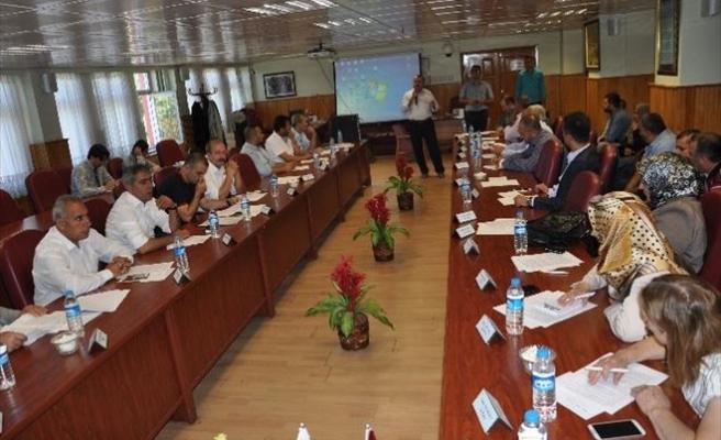 Muş Belediye Meclisi Eylül Ayı Toplantısı
