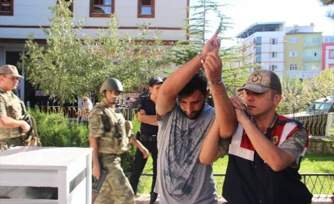 Elazığ'da Terör Operasyonunda Gözaltına Alınan 7 Kişi Adliyeye Sevk Edildi