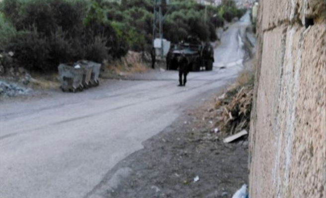 Mardin'de Özel Harekat Polisine Mayınlı Saldırı: 4 Polis Yaralı
