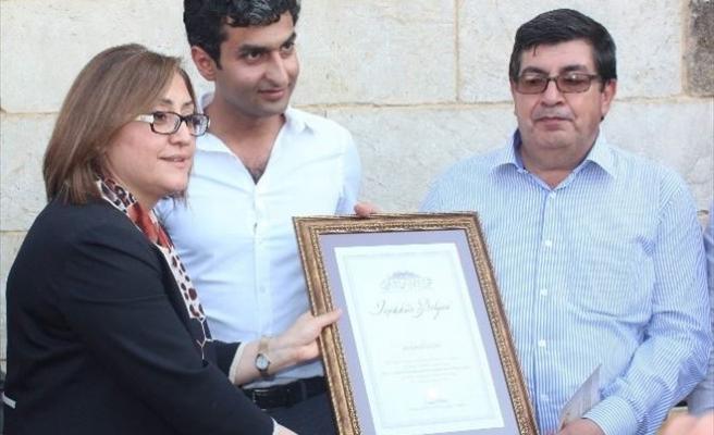 Kapalı Spor Salonu Projesi Ödülleri Sahiplerini Buldu