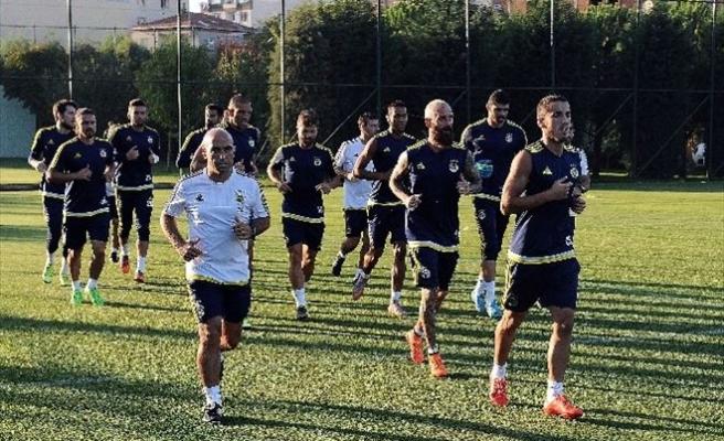 Fenerbahçe'de Kasımpaşa Maçı Hazırlıkları Başladı