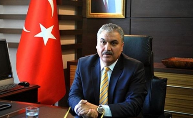 Vali Ahmet Okur, Uşak'ta Göreve Başladı