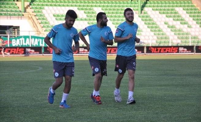 Giresunspor'da Göztepe Maçının Hazırlıkları Başladı