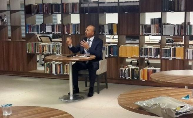 Başkan Altunay Tügva Söyleşisinde Gençlerle Bir Araya Geldi