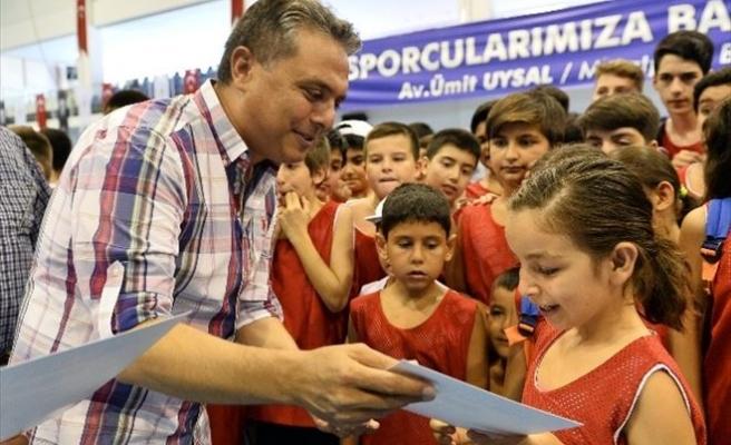 Muratpaşa Yaz Spor Okullarına Muhteşem Kapanış