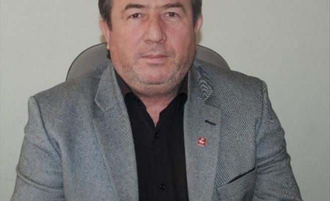 Demokrat Parti Kırşehir İl Başkanı Akif Aközbek: