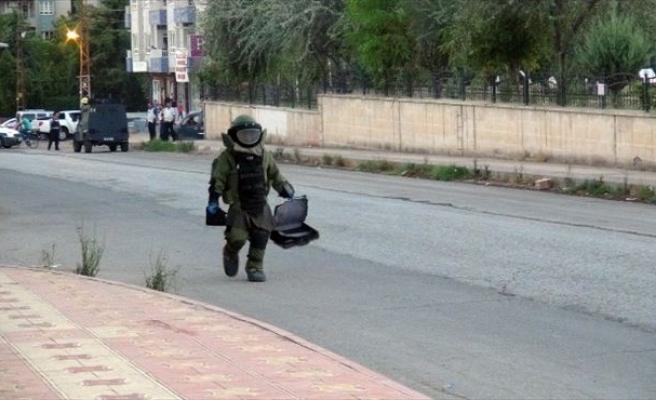 Şüpheli Çanta Polisi Harekete Geçirdi