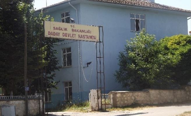 Eski Daday Devlet Hastanesi Resmen Satılık
