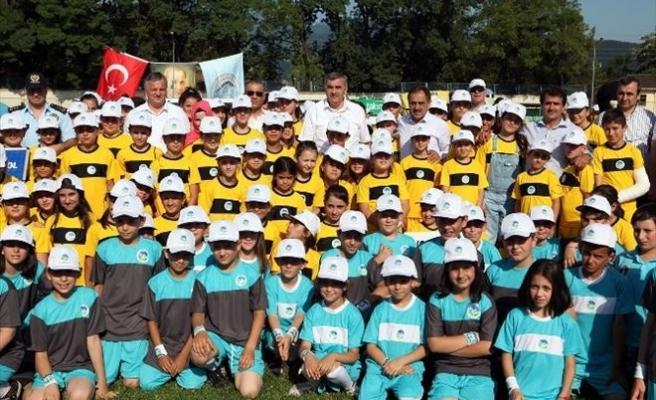 Başkan Zeki Toçoğlu Son 6 Yıllık Spor Yatırımlarını Değerlendirdi