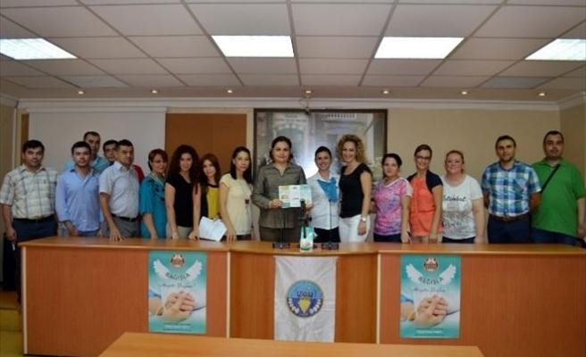 Turgutlu Belediyesi De 'Bağışla Hayata Bağlan' Dedi