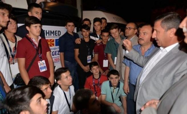 Öğrencilere Balkan Ülkeleri Gezisi