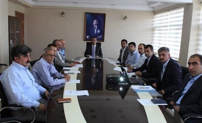 Selim'de Halk Eğitim Planlama Ve İşbirliği Toplantısı Düzenlendi