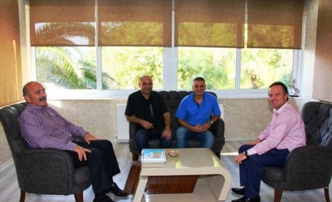 Türkiye Sualtı Federasyonu Başkanın'dan Duman'a Ziyaret