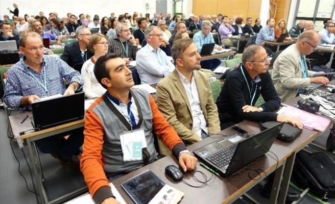 Açıkdil, 36. Avrupa Jeoparklar Ağı Toplantısı'na Katıldı