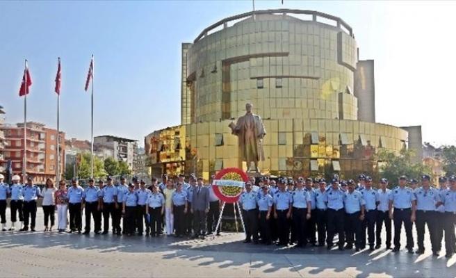 Aydın'da Zabıtalar Haftasını Kutladı