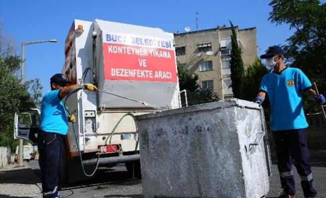 Buca'da Her Gün 510 Ton Çöp Ve 5 Ton Moloz Toplanıyor