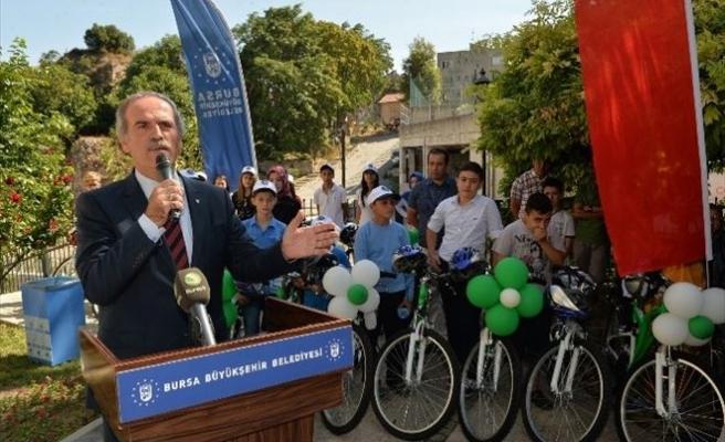 Büyükşehir, Şehit Ve Gazilerin Çocuklarına Bisiklet Hediye Edecek